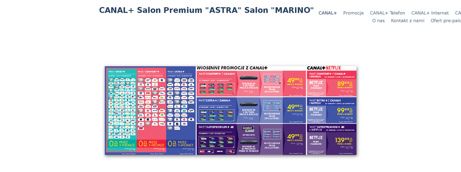 C.H ASTRA SALON CANAL+